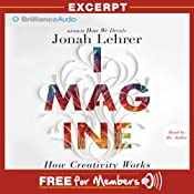 Imagine: Free Excerpt | [Jonah Lehrer]
