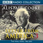 Letter From America  Volume 3  The Fi...