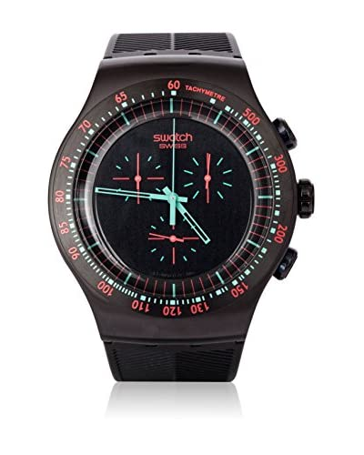 Swatch Reloj de cuarzo Man MINT IN DARK YOB105 47.0 mm