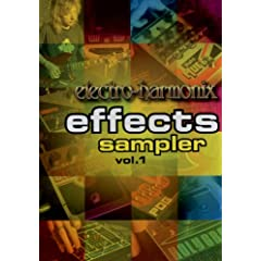 Electro-Harmonix Effects Sampler