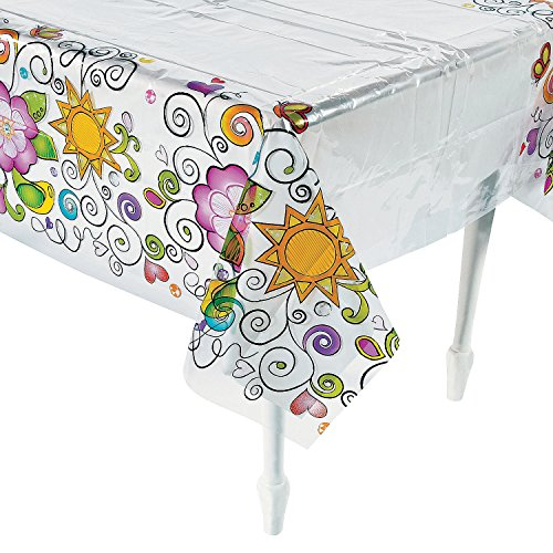 Glitzy Chicks Tablecover