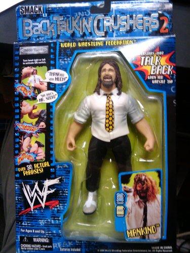 Road Dogg from Wrestling - WWF (Jakks Pacific) Back Talkin' Crushers - Series 2