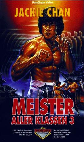 Jackie Chan - Meister aller Klassen 3 [VHS]