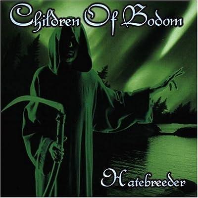 Hatebreeder - Children Of Bodom 51ZDFB6FKPL._SS400_