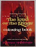 The Lord of the Rings Coloring Book