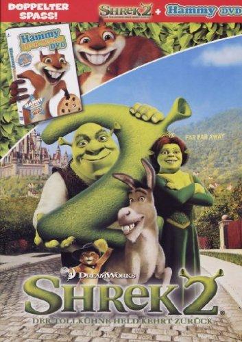Shrek 2 - Der tollkühne Held kehrt zurück / Hammy Heck - Mecker - DVD