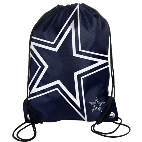 Forever Collectibles NFL Dallas Cowboys Drawstring Backpack at Amazon.com