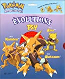 echange, troc Pokémon - Psy évolution