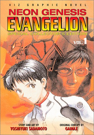 Neon Genesis Evangelion (Neon Genesis Evangelion Collectors Edition Series)Fred Burke