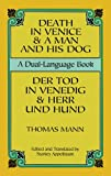 Image of Death in Venice & A Man and His Dog: A Dual-Language Book (Dover Dual Language German)