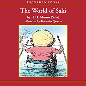 The World of Saki Audiobook