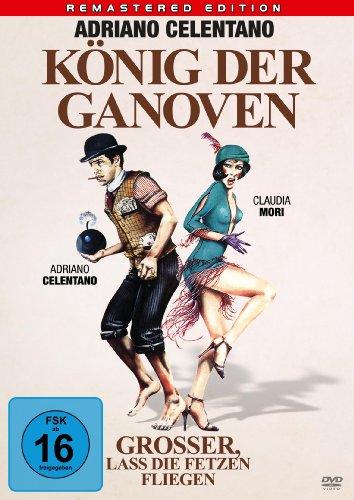 ADRIANO CELENTANO - König der Ganoven (Remastered Edition)