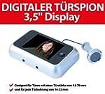 Digitaler T�rspion mit extra gro�em 3...
