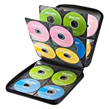 サンワサプライ DVD・CDセミハードケース(160枚収納・ブラック) FCD-WL160BK ランキングお取り寄せ