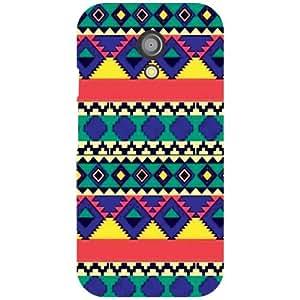 Motorola Moto G (2nd Gen) Back Cover - Traditional Art Designer Cases