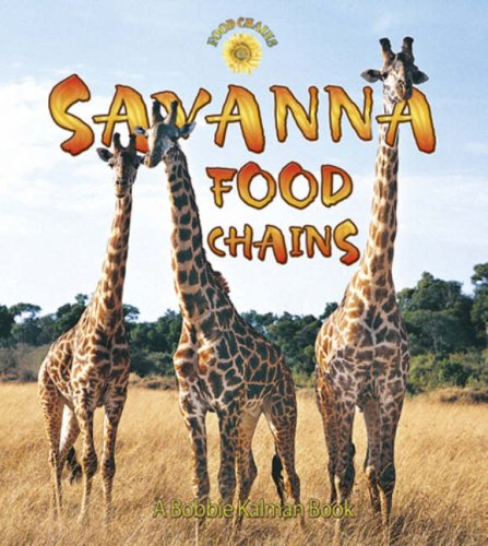food chain pictures of animals. Savanna Food Chains
