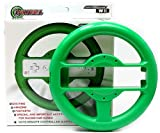 Wii Racing Wheel Gt4 Green