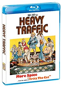 Heavy Traffic [Blu-ray]