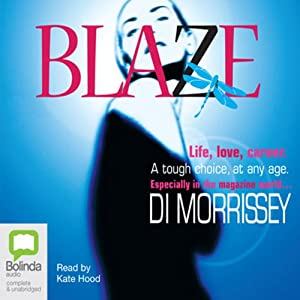 Blaze Audiobook