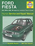 Ford Fiesta, October 1995 to 2001 (N registration onwards) Petrol & Diesel (Haynes Service and Repair Manuals)