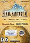 Final Fantasy XI Online: Vana'diel Co...