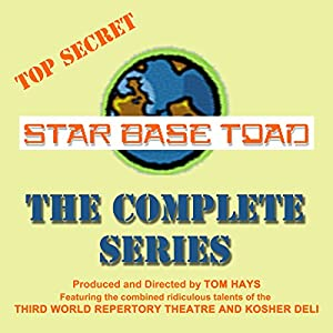 Star Base Toad Audiobook