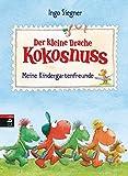 Der kleine Drache Kokosnuss - Meine Kindergartenfreunde: Eintragbuch (Schul- und Kindergartenspaß, Band 3)