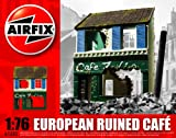 Airfix 1:76 European Ruined Café