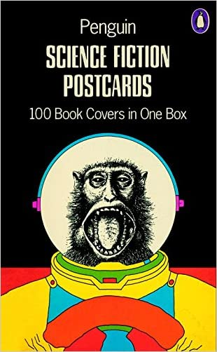 Penguin Science Fiction Postcards: 100 Book Covers in One Box written by Various