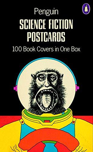 Penguin Book Cover Awards ~ Publication penguin science fiction postcards book