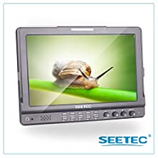 buy Dslr Camera Accessory 10.1 Inch Lcd Monitor Waveform Function With Dual Sdi Input And Output