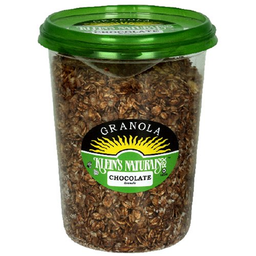 Buy Klein's Naturals Granola, Chocolate, (Pack of 6)