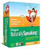 Nuance Dragon NaturallySpeaking 9 (Standard Edition) (PC)