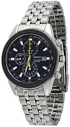 Seiko Chronograph Men's Quartz Watch SNDF09