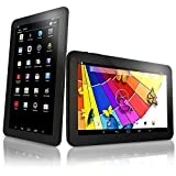 MegaTab OctaCore 10,1 Zoll (25,7 cm) Tablet PC 32GB (A83T Octa A7 CPU, 8x 2.0 GHz, 1024x600 Pixel, 1GB RAM, 2x Kamera, HDMI, Android 5.1 Lollipop) by Technikware.at