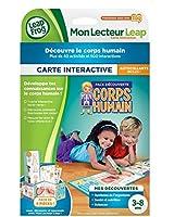 Leapfrog - 81237 - Jeu Éducatif - Carte Mon Lecteur Leap/Tag - Corps Humain (lecteur non inclus)