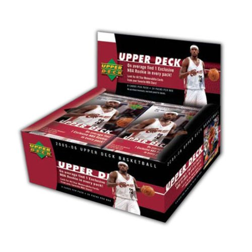 Buy 2005 06 Upper Deck Basketball Cards Unopened Box (24 packs/box)- Randomly inserted jerseys, autographs & rookie cards! (Upper Deck ,Lighting & Electrical, Electrical, Circuit Breakers Fuses & Load Centers)