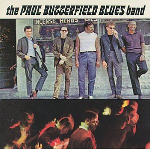 Paul Butterfield   The Paul Butterfield Blues Band (1965) Lossless FLAC preview 0