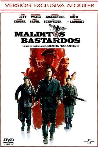 Malditos bastardos [DVD]