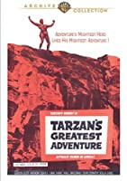 Tarzans Greatest Adventure from WB