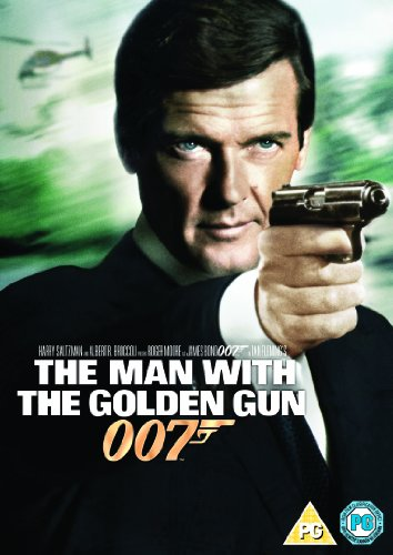 The Man with the Golden Gun [DVD] [1974]