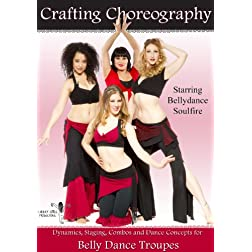 Crafting Choreography with Bellydance Soulfire