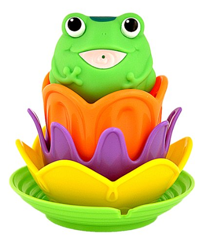 Munchkin Magic Color Lily Pad Stacker - 1