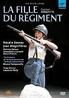 Gaetano Donizetti (La Fille du regiment / Dessay, Florez, Palmer, Corbelli, French, Campanella, Pelly) (Royal Opera House) from Erato
