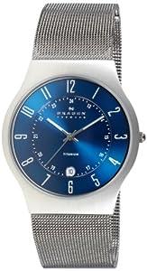 Skagen Gents Titanium Watch - 233XLTTN