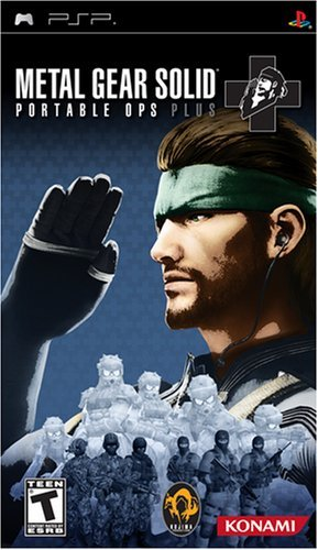 Metal Gear Solid Portable Ops Plus (Metal Gear Portable compare prices)