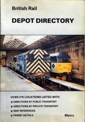british-rail-depot-directory-over-275-locations-listed-with-directions-by-public-transport-direction