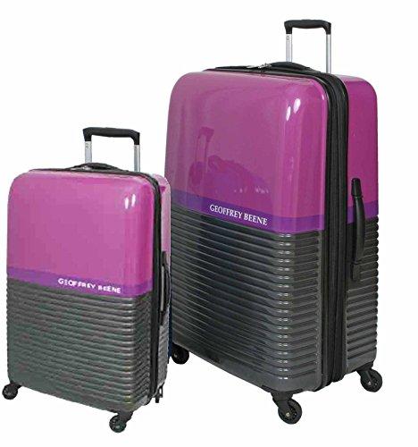 geoffrey-beene-ultra-light-weight-collection-2-piece-hardside-luggage-set-purple