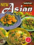 img - for Step-by-step: New Asian Cooking book / textbook / text book