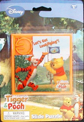Winnie the Pooh Slide Puzzle
